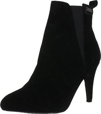 Pepe Jeans London Hackney PFS10668, Damen Stiefeletten, Schwarz (Black), 40  EU bd1446e900