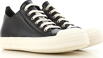 Sneakers In Pelle Rick Owens®  Acquista fino a −70%  7b4317bc9f9