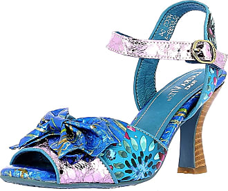Laura Vita HOCO 04 Womens Fashion Sandals, Size:6.5 UK, Colour:Blue