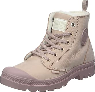 a791fb94eb293 Palladium Womens Pampa Hi Zip Wl Ankle Boots, Pink (Rose Dust/Fawn P98