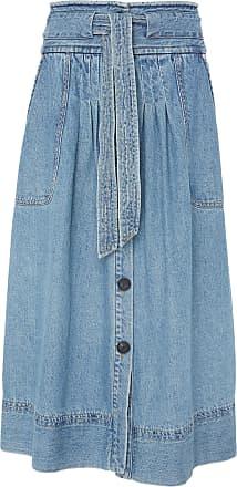 Sea New York Deja Denim Skirt