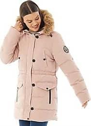 Brave Soul lightly padded zip through jacket