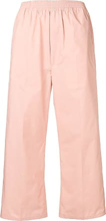Maison Margiela flared cropped trousers - Pink