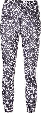 Nimble Activewear Legging cintura alta - Marrom