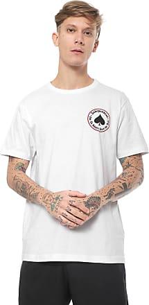 Independent Camiseta Independent Thrasher Oath Branca