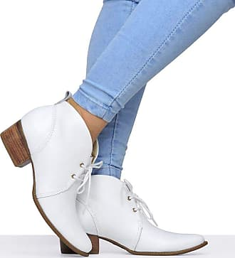 Dina Mirtz Sapato Branco Montaria Dina Mirtz