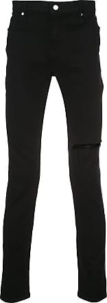 Rta Calça jeans slim - Preto