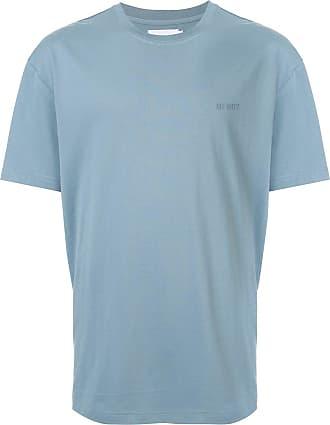 Off Duty Camiseta com logo - Azul