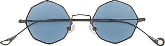 Eyepetizer Óculos de sol geométrico - Metálico