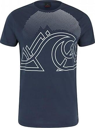 Bogner Fire + Ice Mario T-shirt for Men - Navy blue