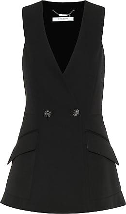Givenchy Sleeveless wool jacket