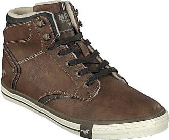 Casual Attitude LUCKY Camel Schuhe Sneaker High Herren