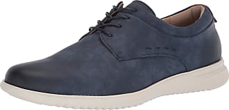 Unlisted by Kenneth Cole Mens UMS0021AM Nio Lace Up Pt Blue Size: 6.5 UK