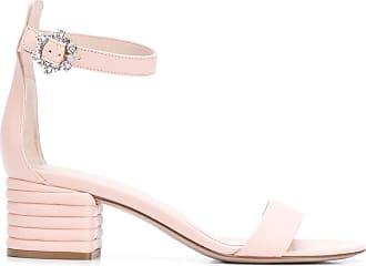 Le Silla Sandália salto bloco - Rosa