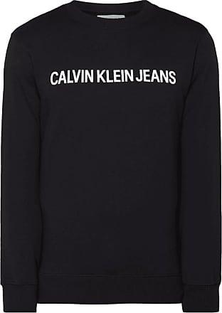 33f31f88a8 Calvin Klein Jeans Sweatshirt mit Logo-Print