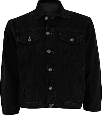 True Face Men 025 Jacket Jet Black XXL