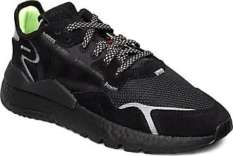 adidas Originals Nite Jogger W Låga Sneakers Svart Adidas Originals