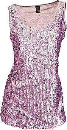 7812077b78327c B.C. Best Connections Heine - Best Connections Paillettentop rosé Größe 40