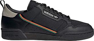 adidas Originals adidas Continental 80 Shoes core Black/Orange