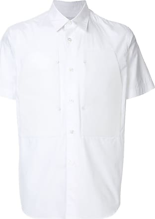 Fumito Ganryu Camisa lisa - Branco