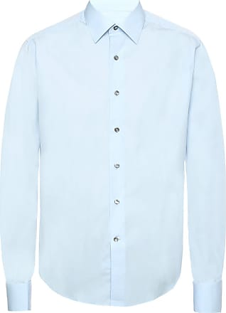 Lanvin Classic Shirt Mens Blue