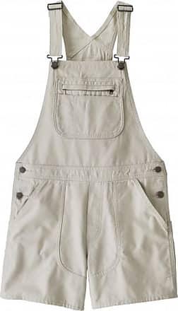 Patagonia Stand Up Overalls Shorts für Damen | grau
