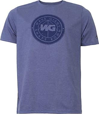 Wave Giant Camiseta WG Medal Azul