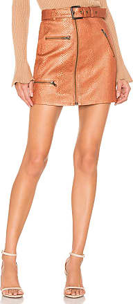 House Of Harlow x REVOLVE Tori Skirt in Metallic Bronze