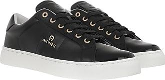 Aigner Sneakers Sally Sneaker Black in schwarz für Damen
