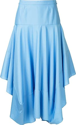 Stella McCartney Saia Poppy - Azul