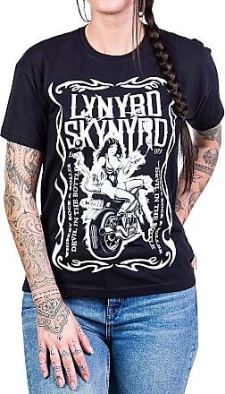 Bandalheira Camiseta Lynyrd Skynyrd Devil in a Bottle - UNISSEX