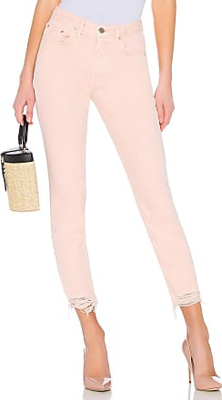 GRLFRND Karolina High-Rise Skinny Jean in Lucid Dreams