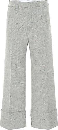 J.W.Anderson Mid-rise wide-leg pants