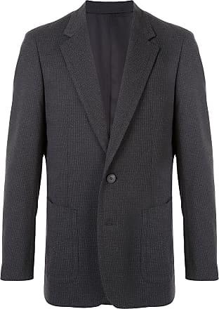 Kolor single-breasted fitted blazer - Black
