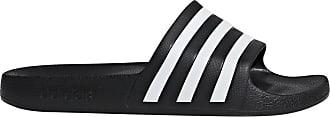 adidas Adilette Aqua Schuhe Damen,Herren schwarz 48
