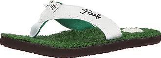 Reef Mulligan Ii, Mens Mulligan Ii Flip-Flop, Green, 10 UK (44 EU)