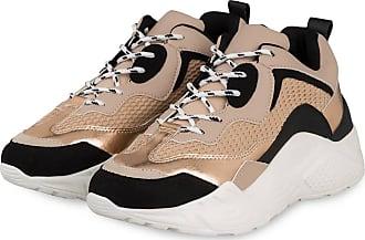 Steve Madden Plateau-Sneaker ANTONIA - NUDE/ SCHWARZ