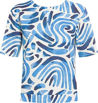 Cantão Blusa Local Oceano - Azul
