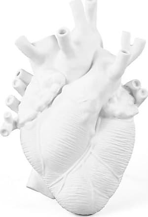 Seletti Love in Bloom - Heart Vaso