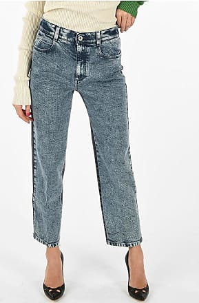 Stella McCartney jeans straight fit in denim stretch taglia 26