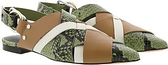 3.1 Phillip Lim Sandals - Deanna Woven Pointy Flat Multi - colorful - Sandals for ladies