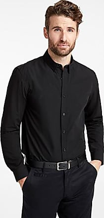 Le 31 Minimalist solid shirt Semi-tailored fit