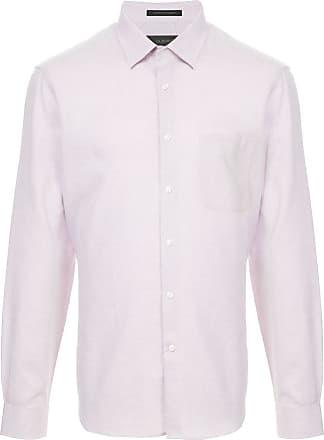 Durban Camisa com padronagem - Rosa