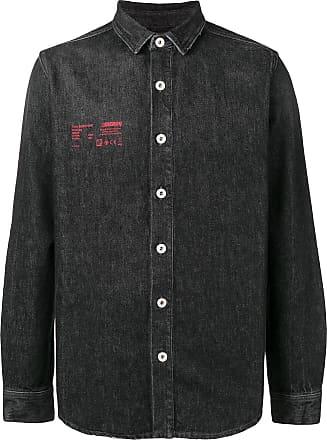 HPC Trading Co. Camisa jeans - Preto