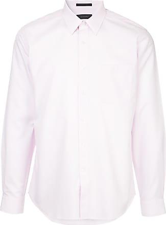 Durban Camisa slim - Rosa