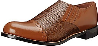 Stacy Adams Stacy Adams Mens Madison Slip-On Loafer, Tan, 7 D US