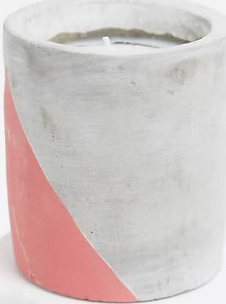 Paddywax URBAN Salted Grapefruit Candle in Coral 340g-Nessun colore