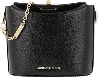 Michael Kors Cross Body Bags - Grace Small Trunk Xbody Black - black - Cross Body Bags for ladies