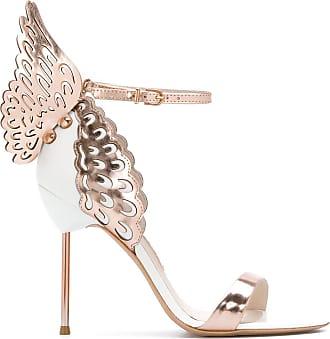 Sophia Webster Evangeline sandals - White