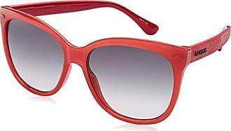 Havaianas Damen SAHY Sonnenbrille, Black, 56: